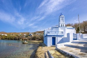 Tinos beaches sights monasteries photos activities